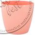 """Фото 2 товару Вазон для квітів """"Матильда"""" (глянцевий, 20х18см) """"Алеана"""""""