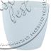 """Фото 3 товару Вазон для квітів """"Матильда"""" (глянцевий, 20х18см) """"Алеана"""""""