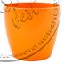 """Фото 8 товару Вазон для квітів """"Матильда"""" (глянцевий, 20х18см) """"Алеана"""""""