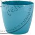 """Фото 9 товару Вазон для квітів """"Матильда"""" (глянцевий, 20х18см) """"Алеана"""""""