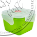 """Фото 3 товару Контейнер для харчових продуктів """"ФІЄСТА""""  (0,45л, КВАДРАТНИЙ з зажимом)  """"Аляна"""""""