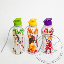 """Пляшка для пиття """"Турція"""" №CM-770 (750мл.) (дитяча з ремінцем) ш.к.0186 (Irak Plastik) (24шт.)"""