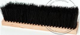 """Щітка натуральна для чистки Взуття №90 (180 Х 50) мяка (дерев*яна основа) """"Західна україна"""""""