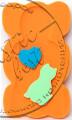 """Фото 1 товару Паралон у ванну (Польща) - (дитячий, великий) """"Бебі-Тега"""" (уп.20шт.)"""