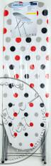 """Фото 1 товару Дошка для прасування (арт. 16038JR  Т.П в-б-р) (120*38см.) """"Тарлев"""""""