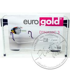 """Фото  товару Сушка для білизни за батарею (арт. 0303) """"Dynamic 3"""" / """"Економік"""",""""Евро голд"""" (6шт.)"""
