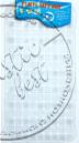 """Фото 1 товару Коврик """"Травичка"""" """"Кружок"""" №6235А / №25 /13-10 (65*37см.)  (силіконовий у ванну)""""Китай"""""""