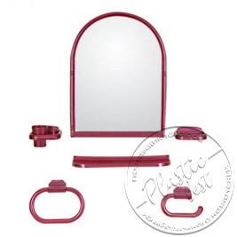 """Набір аксесуарів з дзеркалом  TP-2103  № Код 114  """"Томбо"""""""