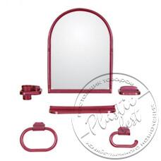 """Фото  товару Набір аксесуарів з дзеркалом  TP-2103  № Код 114  """"Томбо"""""""