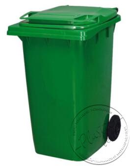 """Контейнер для сміття (НА КОЛЕСАХ)  """"Ал-пластік"""""""
