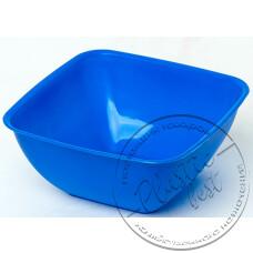 """Фото  товару Піалочка Велика - КВАДРАТНА 1л. """"Пластмасова посуда"""""""
