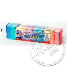Фото  товару Мочалка для Посуду ( 10  шт в упаковці ) Міді