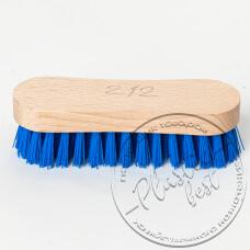 """Фото  товару А02-212  Щітка для миття ручна  (дерев.) """"Пастерський"""""""