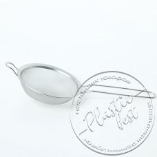 """Фото  товару Сито з ручкою чайне 10 см   №0728 """"А - Плюс"""""""
