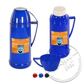 Термос Пластик+Скло 0,45 л  М-С / 1044 ( 12 шт)