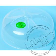"""Фото  товару Кришка """"D-250"""" для мікрохвильової печі """"Пластмасова посуда"""""""