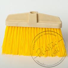 """Фото  товару А09-602/625  Мітла для вулиці (жовта) """"Пастерський"""""""