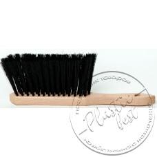 """Фото  товару А08-002  Щітка для змітання з ручкою,вузька (деревяна основа,) """"Пастерський"""""""