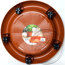 Фото b16aba70-5a80-11e8-81b7-3497f62bdfaf товару ПІДСТАВКА пересувна на колесах для квітів АРТ - 10901997