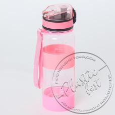 """Фото  товару Пляшка для пиття """"А - плюс"""" №450 РВ 450мл. (80шт.)"""