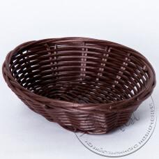 """Фото  товару Корзинка Плетена R.85155 для хліба та фруктів .овал. (18*13*5см.)""""STENSON"""""""
