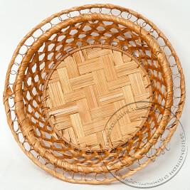 "Корзина №36 (плетена з бамбука)  ""Китай"""