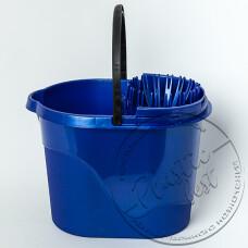 """Фото  товару Відро з віджимом (14л) """"ММ-пластмаса"""""""