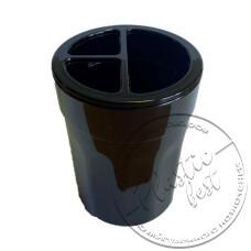 """Фото  товару Стакан для Зубних Щіток MOON №8017 """"EcoFabric"""" """"Турція"""""""