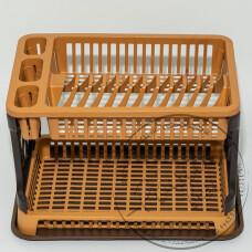 "Фото  товару Сушарка для посуду (2-х ярусна)  OZN-83 ш.к.5008 ""Yana House""""Турція"""