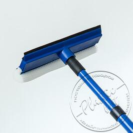 """Вікномий № 0012 / JF19513 (18см) + ручка телескопічна 80см. """"АМА"""""""