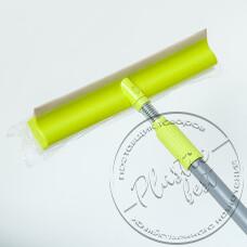 """Фото  товару Вікномий № 0013 (27см) + ручка телескопічна 75-120см. на пружинці """"АМА"""""""